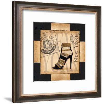 New York Style-Charlene Winter Olson-Framed Art Print