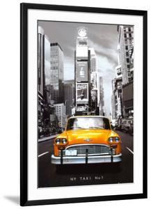 New York Taxi No. 1