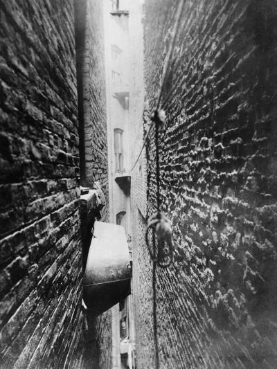 New York: Tenement, C1890-Jacob August Riis-Photographic Print