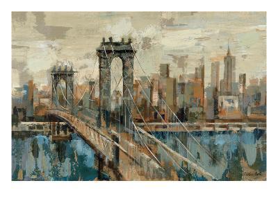 New York View-Silvia Vassileva-Premium Giclee Print
