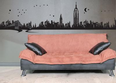 New York Wall Decal Sticker--Wall Decal
