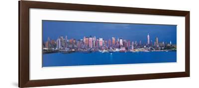 New York-John Lawrence-Framed Art Print