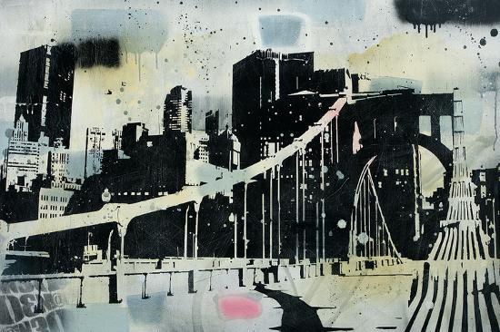 New York-Daniel Bombardier-Art Print