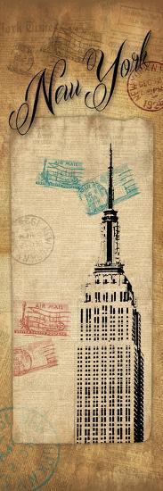New York-Jace Grey-Art Print
