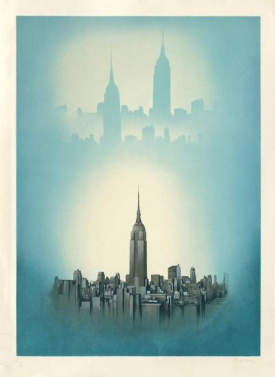 New York-Irena Dedicova-Collectable Print