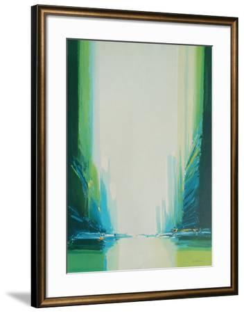 New-York-Pierre Doutreleau-Framed Premium Edition