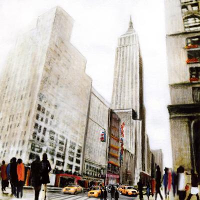 New York-Sonia Maria Luce Possentini-Art Print