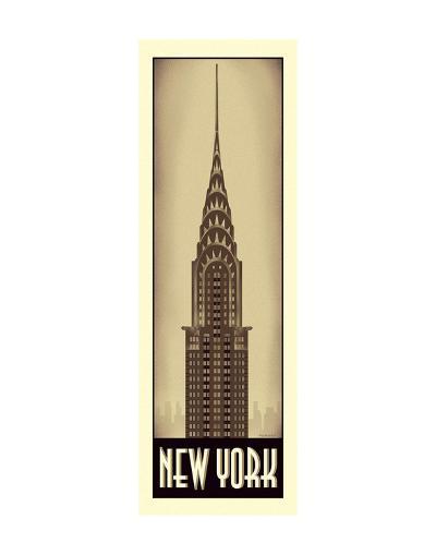 New York-Steve Forney-Art Print