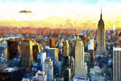 New York-Philippe Hugonnard-Giclee Print