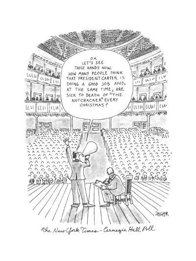 New Yorker Cartoon-Jack Ziegler-Premium Giclee Print