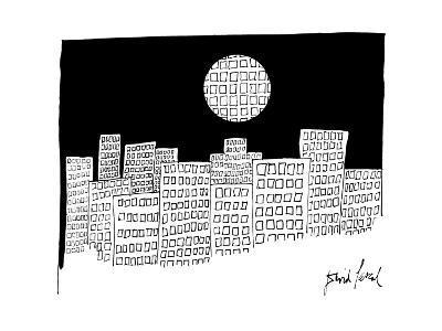 New Yorker Cartoon-David Pascal-Premium Giclee Print