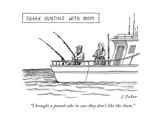 New Yorker Cartoon-Joe Dator-Premium Giclee Print