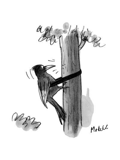 New Yorker Cartoon-Frank Modell-Premium Giclee Print