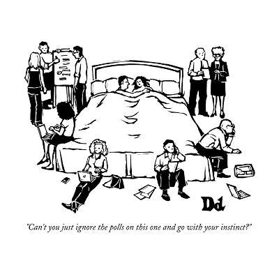 New Yorker Cartoon-Drew Dernavich-Premium Giclee Print