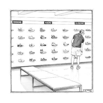 New Yorker Cartoon-Matthew Diffee-Premium Giclee Print