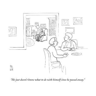 New Yorker Cartoon-Paul Noth-Premium Giclee Print