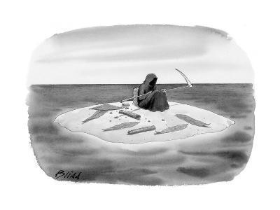 New Yorker Cartoon-Harry Bliss-Premium Giclee Print