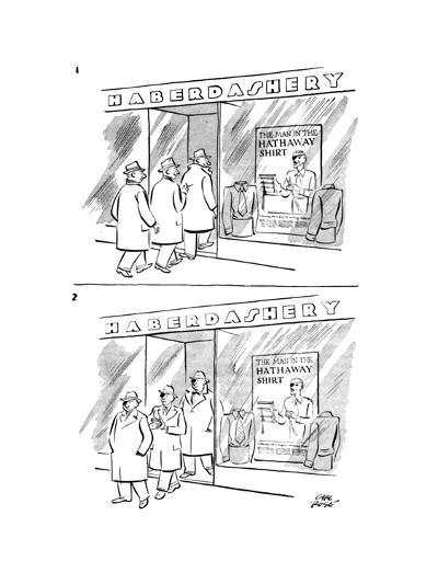 New Yorker Cartoon-Carl Rose-Premium Giclee Print