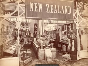 New Zealand', Centennial International Exhibition, 1876