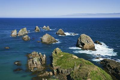 New Zealand, South Island. Seascape from Nugget Point-Jaynes Gallery-Photographic Print