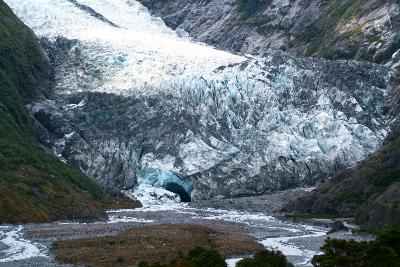 New Zealand, South Island, Westland National Park, Franz Josef Glacier-Catharina Lux-Photographic Print