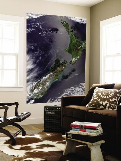 New Zealand--Wall Mural