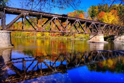 Newaygo State Park - Explored!-Michelle Leale/Total Photography LLC-Photographic Print