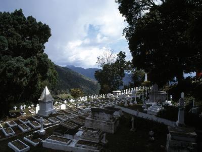 Newcastle Military Cemetery, Jamaica--Photographic Print