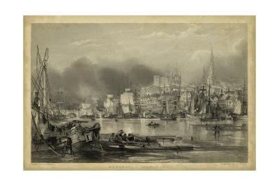 Newcastle Upon Tyne-G. Balmer-Art Print