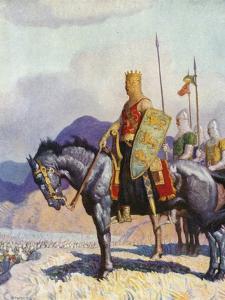 King Edward by Newell Convers Wyeth