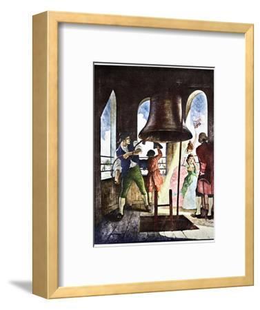 Liberty Bell, 1776