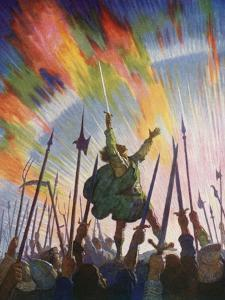 The Pledge by Newell Convers Wyeth