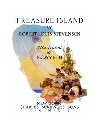 Treasure Island, 1911