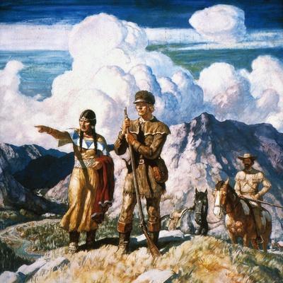 Wyeth: Sacajawea
