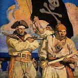 Wyeth: Treasure Island-Newell Convers Wyeth-Giclee Print
