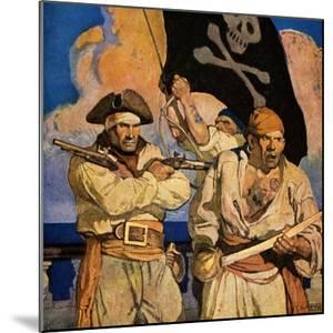 Wyeth: Treasure Island by Newell Convers Wyeth