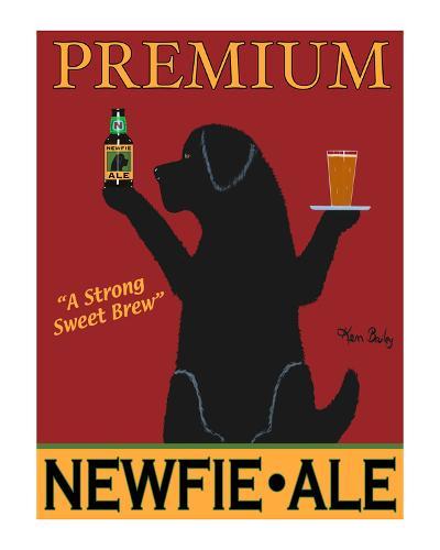 Newfie Premium Ale-Ken Bailey-Limited Edition