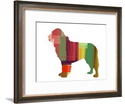 Newfoundland-NaxArt-Framed Art Print