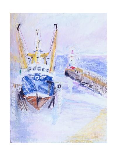 Newlyn, Cornwall, 2005-Sophia Elliot-Giclee Print