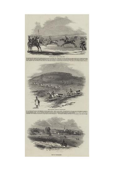 Newmarket Racecourse--Giclee Print