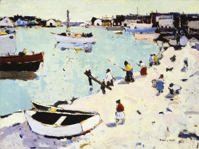 Newport Harbor-Thomas Hunt-Art Print
