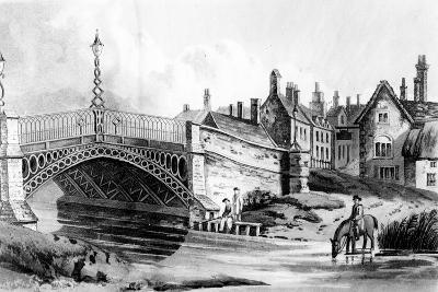Newport Pagnell, Bucks, 1819-John Hassell-Giclee Print