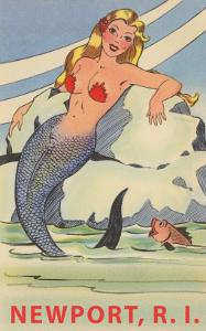 Newport, Rhode Island, Mermaid