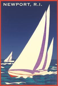 Newport, Rhode Island, Sailboat