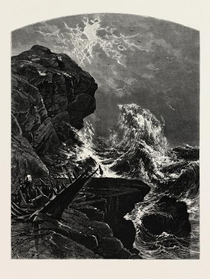 Newport, Rhode Island-John Douglas Woodward-Giclee Print