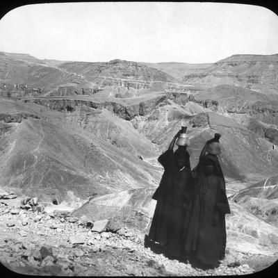 Valley of the Kings, Luxor, Egypt, C1890