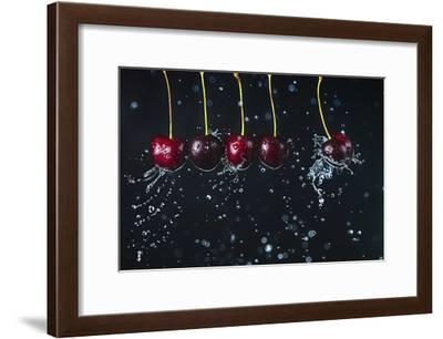 Newton's Cradle-Dina Belenko-Framed Giclee Print