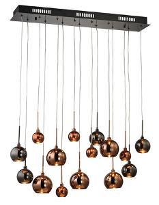 Nexion Pendant Lamp - Oblong