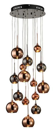 Nexion Pendant Lamp - Round--Home Accessories