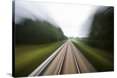 Next Stop.-Marius Noreger-Stretched Canvas Print
